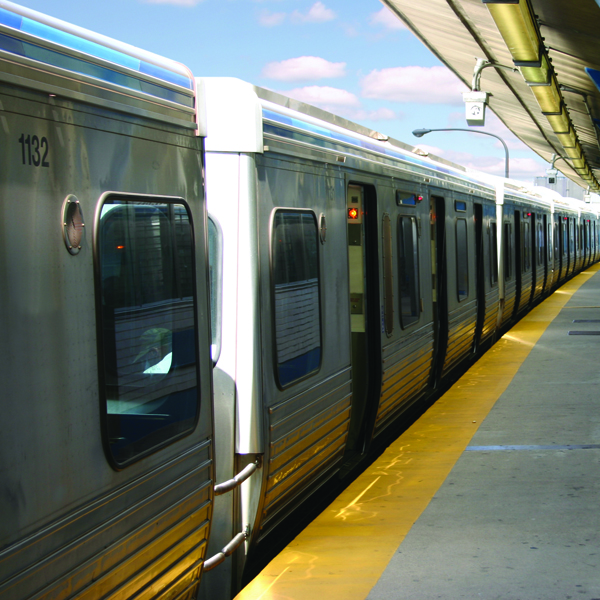 Barrhaven's Via Rail station provides quick and convenient rail access to Toronto, Montreal, and beyond.